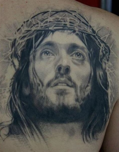tattoo jesus face 50 jesus tattoos for the faith love sacrifices and strength