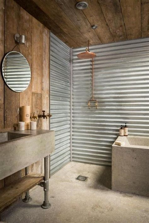 best 25 small rustic bathrooms ideas on small