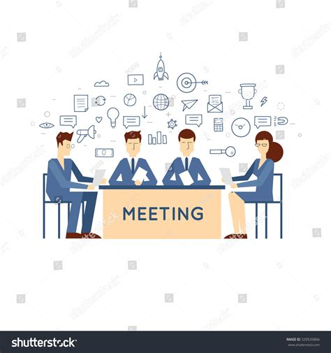 how to use doodle for meetings doodle meeting business meeting discuss strategy stock