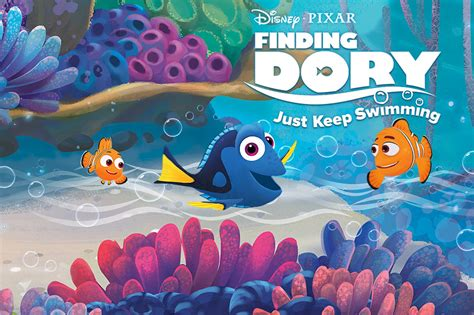 finding dory just keep swimming game for mobile the