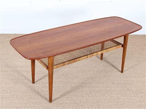 scandinavian coffee table mid century modern scandinavian coffee table in teak and