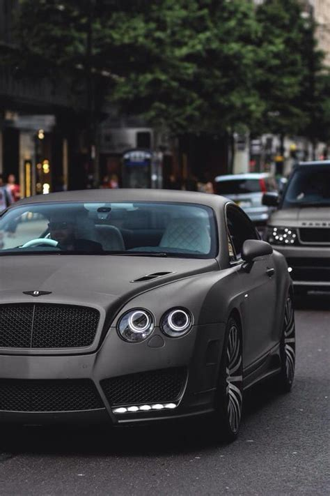 bentley suv matte black lit as fvck yeezyjunkie luxury car yachts plane