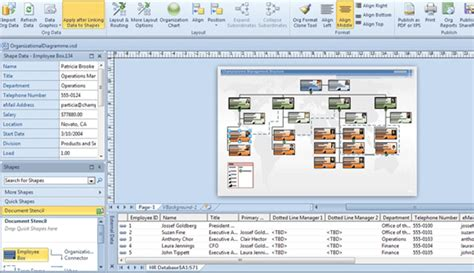 visio software orgchart for visio united addins