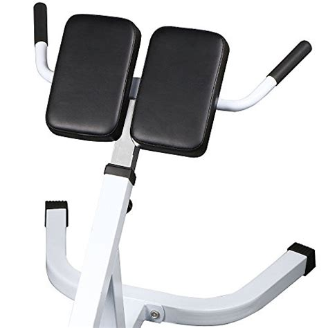 45 degree back extension bench topeakmart 45 degree hyperextension roman chair extension