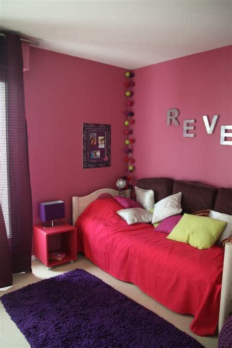 chambre enfant violet deco photo violet et chambre enfants sur deco fr