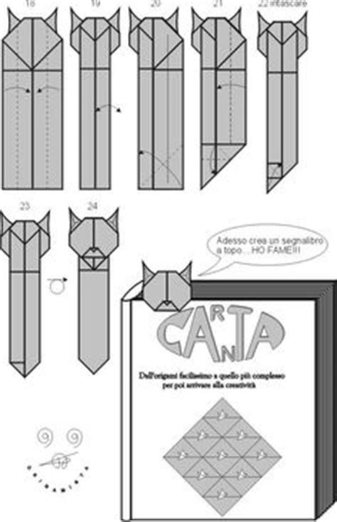 Origami Cat Bookmark - the world s catalog of ideas