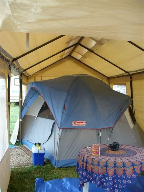 Canopy Space Smart A Tent A Canopy Additional Space Is Used For
