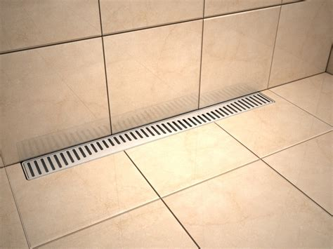 Shower Channel Drain by Linear Stainless Steel Shower Drains With Grate And 800mm