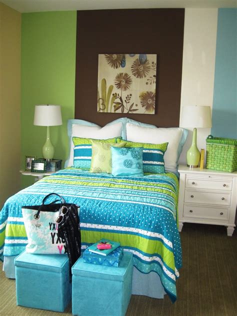 lime green bedrooms turquoise and lime green bedding bedroom with aqua