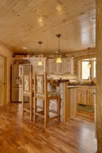 hardwood kitchen cabinets rustic kitchen design ideas hickory cabinets hardwood