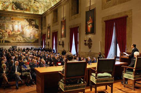 presidenti di e senato senato it presidente visita a pavia