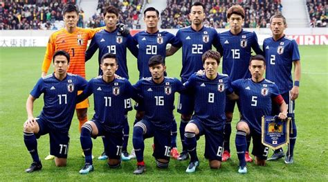 japan vs colombia world cup 2018 2018 world cup japan to tackle mali ukraine paraguay