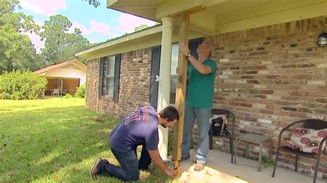 how to remove and replace a wood porch column today s