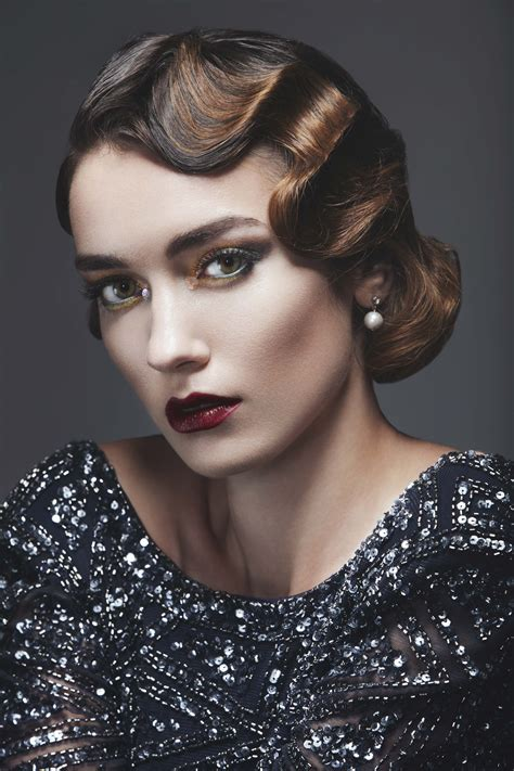 vintage finger wave hairstyles vintage hairstyles for beginners know your eras