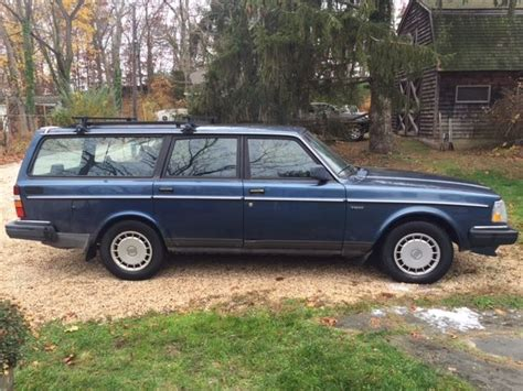 volvo wagons for sale volvo 240 wagon classic volvo 240 1991 for sale