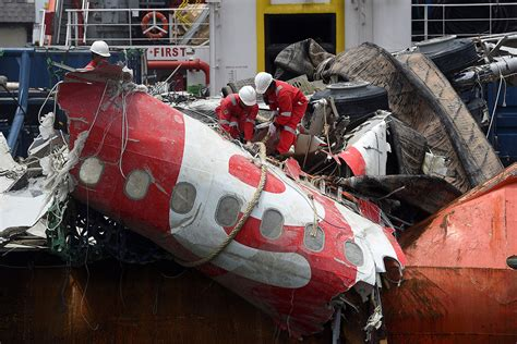 airasia uk airasia flight qz8501 bleached bones found in recovered