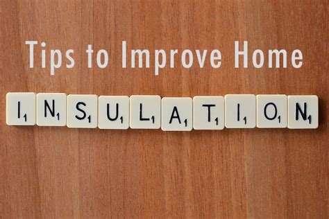 tips to improve home insulation home hinges home