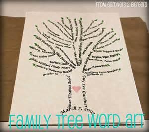 family tree template homemade family tree template