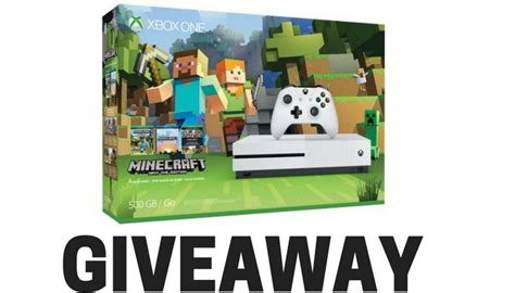 Xbox 1 Giveaway - x box one s minecraft bundle giveaway digital mom blog