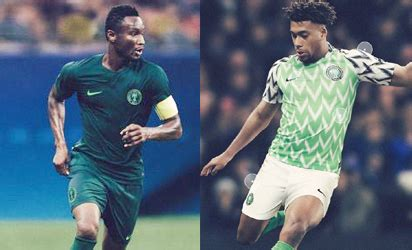 nff, nike unveil eagles' jersey in london – newserablog