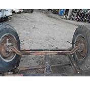 48 49 50 51 52 FORD COE CAB OVER ENGINE C O E TRUCK FRONT AXLE SPINDLE