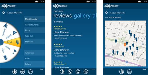 Www Superpages Lookup Superpages Brings Local Search To The U S On Windows Phone And Windows 8 Windows