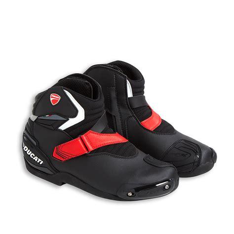 Ducati Motorradstiefel by Ducati Tcx Stiefel Boots Kurze Motorradstiefel Ducati