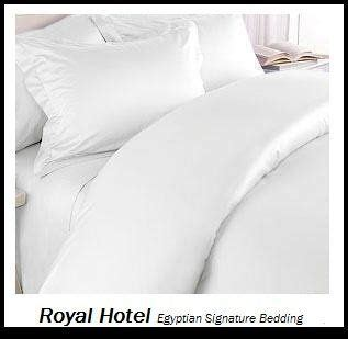 108 x 92 down alternative comforter royal hotel s 8pc queen size bed in a bag solid white 800