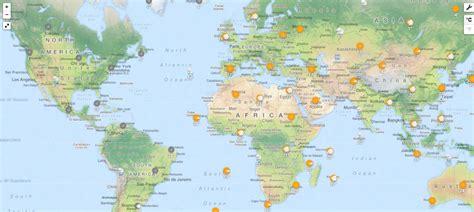 el aroma del tiempo mapa del tiempo en el mundo blog el tiempo