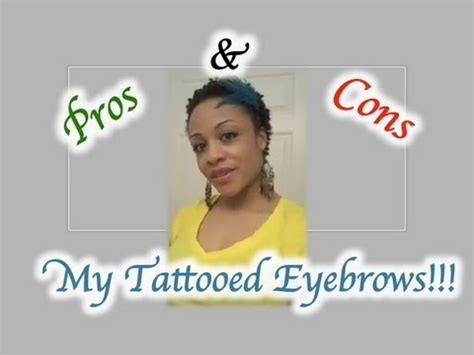 eyebrow tattoo pros and cons pros and cons for tattooed eyebrows