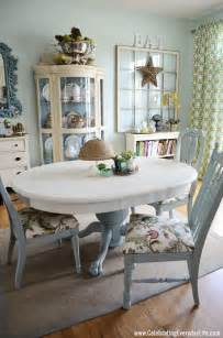 Dining Table White Chalk Paint 1000 Images About Chalk Paint 174 Colours On