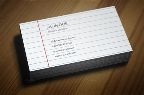 book business card template paper book business card template business card
