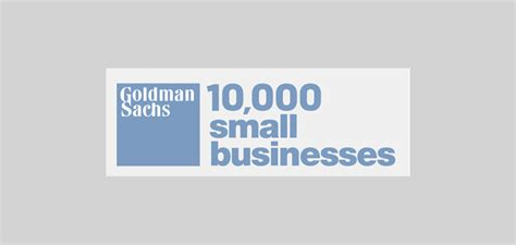 Goldman Sachs Small Business Mba Program by Goldman Sachs 10000 Businesses Archives Soluri Architecture