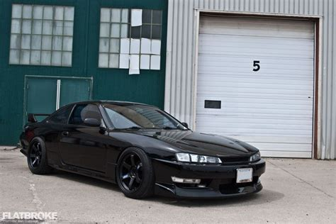 custom nissan 240sx s13 1998 nissan 240sx s14 custom masculine styling makes the