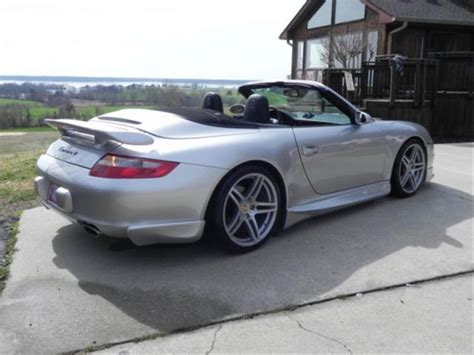 porsche cars 4 door purchase used 2007 porsche 911 4 convertible 2
