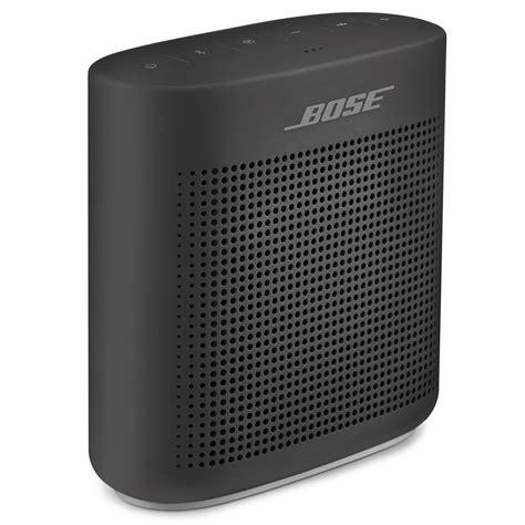 bose soundlink color bluetooth bose soundlink water resistant color bluetooth speaker ii