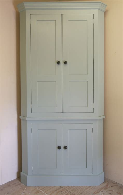 Free Standing Pantry Cabinets by Square Black Free Standing Corner Pantry Cabinets For