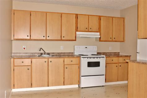 Kitchen Fort Mcmurray Skylark Apartments Fort Mcmurray Apartments Northern