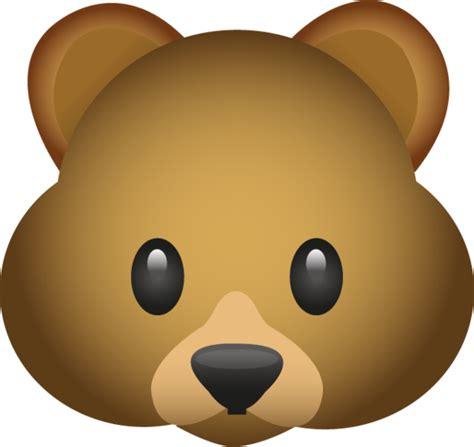 island emoji download bear emoji image in png emoji island