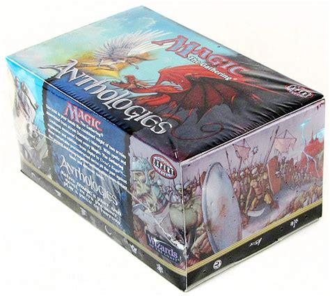 Magic The Gathering Gift Card - magic the gathering anthologies gift box da card world