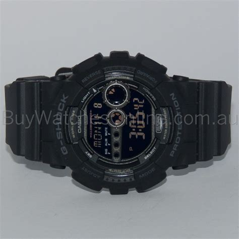 G Shock Gsd 100 Black casio g shock digital mens black x large gd 100 1b gd 100 1bdr