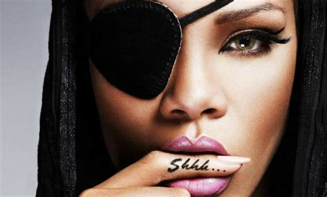 shhh tattoo in pics rihanna s all of the 20 tattoos catch news