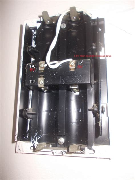 friedland door chime wiring diagram doorbell wiring