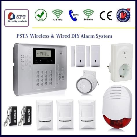 wireless home security alarm system personal alarm