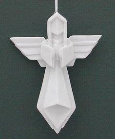 Engel Origami - origami engel faltanleitung auf folgende seite finden