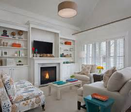 wonderful Neutral Color Living Room Designs #3: Living-Room.-Coastal-Living-Room-Design.-LivingRoomDesign-CoastalDecor-Designed-by-Cottage-Company-Interiors..jpg