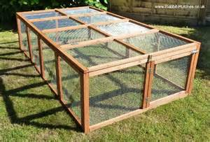 Extra Large Rabbit Hutches For Sale Large Rabbit Run