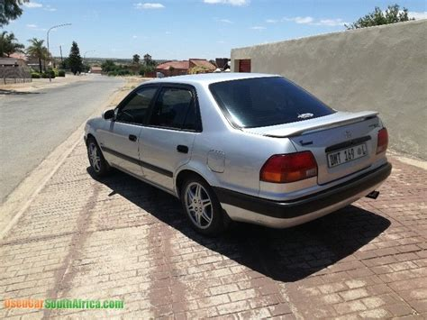 how cars run 2012 toyota corolla security system 1999 toyota corolla used car for sale in klerksdorp north west south africa usedcarsouthafrica com