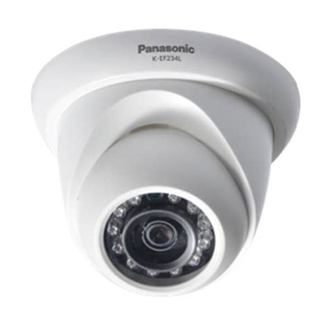 panasonic hd weatherproof dome network camera  efle