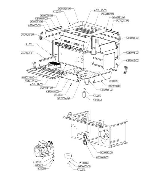 cuisinart coffee maker diagram dishwasher diagram